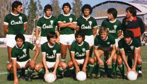 Wanderers Copa Polla Gol 1981