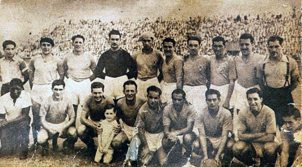 Wanderers Viajero 1941
