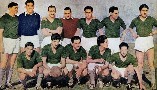Wanderers 1945